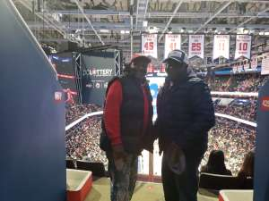 karl attended Washington Wizards vs. Cleveland Cavaliers - NBA on Nov 8th 2019 via VetTix