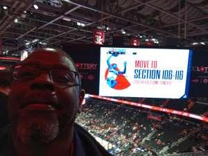 George attended Washington Wizards vs. Cleveland Cavaliers - NBA on Nov 8th 2019 via VetTix