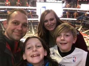 Fredric attended Washington Wizards vs. Cleveland Cavaliers - NBA on Nov 8th 2019 via VetTix