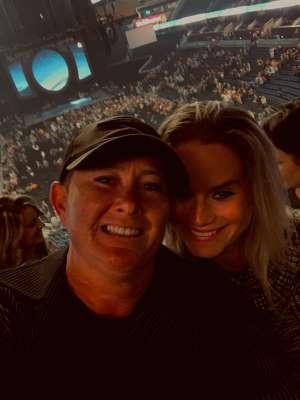 Cristin attended Miranda Lambert: Roadside Bars and Pink Guitars Tour on Nov 9th 2019 via VetTix
