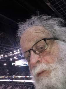 Michael attended Phoenix Suns vs. Miami Heat - NBA on Nov 7th 2019 via VetTix