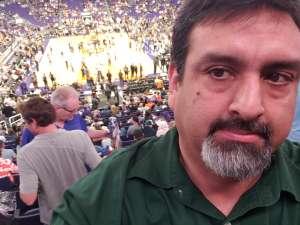 Jason attended Phoenix Suns vs. Miami Heat - NBA on Nov 7th 2019 via VetTix
