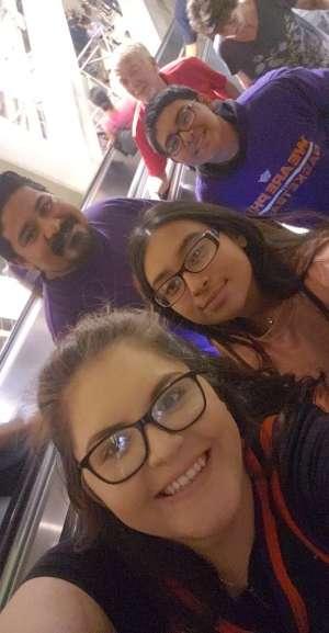 Richard attended Phoenix Suns vs. Miami Heat - NBA on Nov 7th 2019 via VetTix