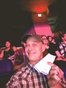 Steve attended Brantley Gilbert - Fire't Up 2020 Tour on Feb 13th 2020 via VetTix