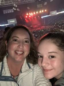 Megan attended Brantley Gilbert - Fire't Up 2020 Tour on Feb 13th 2020 via VetTix