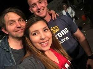 Joseline attended Brantley Gilbert - Fire't Up 2020 Tour on Feb 13th 2020 via VetTix