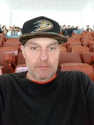 Craig attended Anaheim Ducks vs. Edmonton Oilers - NHL on Nov 10th 2019 via VetTix