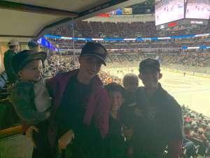 Nathan attended Anaheim Ducks vs. Edmonton Oilers - NHL on Nov 10th 2019 via VetTix