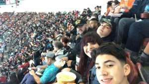 Carlos attended Anaheim Ducks vs. Edmonton Oilers - NHL on Nov 10th 2019 via VetTix