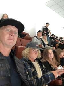 Alex attended Anaheim Ducks vs. Edmonton Oilers - NHL on Nov 10th 2019 via VetTix
