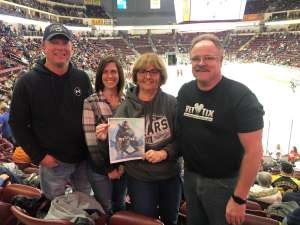 Click To Read More Feedback from Hershey Bears vs. Charlotte Checkers - AHL