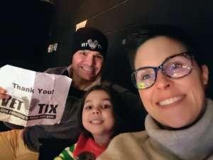 Anthony attended Matilda - Thursday on Dec 5th 2019 via VetTix