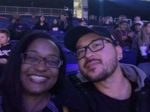 Mekina attended Glory 72 - Chicago - Kickboxing - Presented by Glory Kickboxing on Nov 23rd 2019 via VetTix
