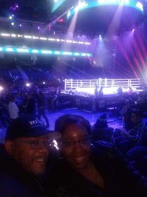 Randye attended Glory 72 - Chicago - Kickboxing - Presented by Glory Kickboxing on Nov 23rd 2019 via VetTix