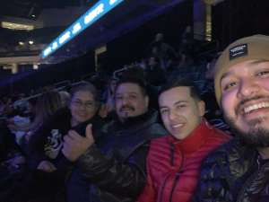 Mayra attended Glory 72 - Chicago - Kickboxing - Presented by Glory Kickboxing on Nov 23rd 2019 via VetTix