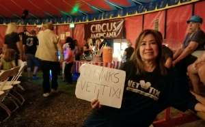 Click To Read More Feedback from Circus Spectaculum Big Tent Show at Big Surf - Friday