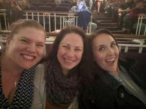 Jennifer attended Sara Evans on Nov 8th 2019 via VetTix