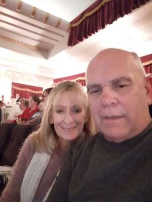 Pete attended Sara Evans on Nov 8th 2019 via VetTix