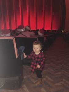 Aimee attended Christmas Spectacular Starring the Radio City Rockettes on Nov 11th 2019 via VetTix