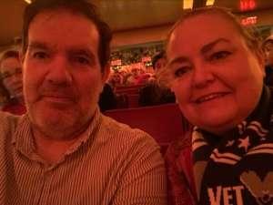 Brian attended Christmas Spectacular Starring the Radio City Rockettes on Nov 11th 2019 via VetTix