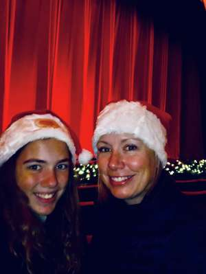 Meredith attended Christmas Spectacular Starring the Radio City Rockettes on Nov 11th 2019 via VetTix