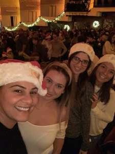 lilliana attended Christmas Spectacular Starring the Radio City Rockettes on Nov 11th 2019 via VetTix
