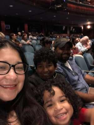 Mickel attended Sugar Skull - a Dia De Los Muertos Musical Adventure on Nov 18th 2019 via VetTix