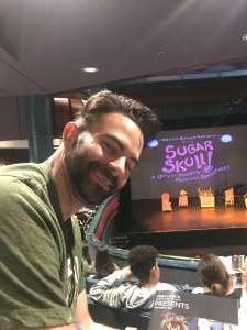 Mitchell attended Sugar Skull - a Dia De Los Muertos Musical Adventure on Nov 18th 2019 via VetTix