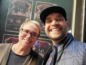 Tomas attended Sugar Skull - a Dia De Los Muertos Musical Adventure on Nov 18th 2019 via VetTix