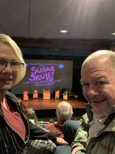 Joseph attended Sugar Skull - a Dia De Los Muertos Musical Adventure on Nov 18th 2019 via VetTix