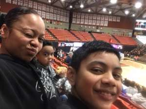 Celeste attended University of the Pacific Tigers vs. BYU Cougars - NCAA Women's Basketball on Jan 16th 2020 via VetTix