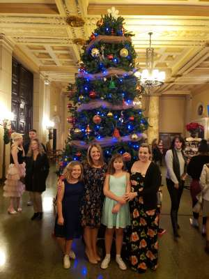 Heather attended Inland Pacific Ballet Presents the Nutty Nutcracker - 10+ on Dec 20th 2019 via VetTix