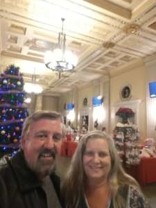 Dean attended Inland Pacific Ballet Presents the Nutty Nutcracker - 10+ on Dec 20th 2019 via VetTix