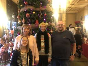 Dave attended Inland Pacific Ballet Presents the Nutcracker - Saturday Matinee on Dec 21st 2019 via VetTix