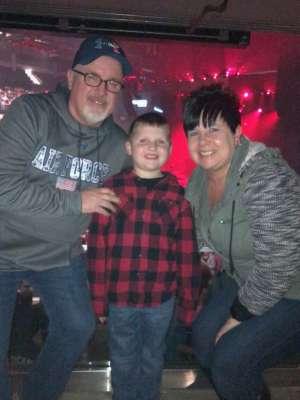 Danny attended Brantley Gilbert - Fire't Up 2020 Tour on Jan 31st 2020 via VetTix
