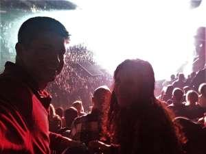Sean attended Brantley Gilbert - Fire't Up 2020 Tour on Jan 31st 2020 via VetTix