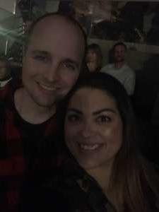 Nathanial attended Brantley Gilbert - Fire't Up 2020 Tour on Jan 31st 2020 via VetTix