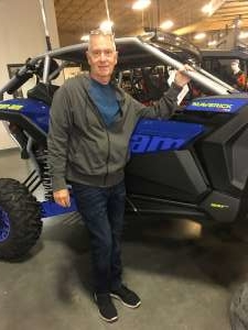 Michael attended International Off-road & Utv Expo - *any One Day of the Expo - *see Notes on Dec 6th 2019 via VetTix