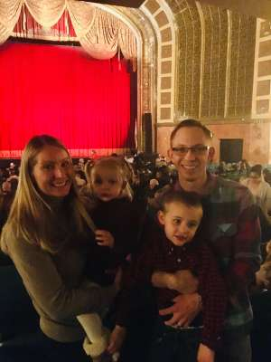 Travis attended American Repertory Ballet Performs the Nutcracker - Matinee on Dec 7th 2019 via VetTix