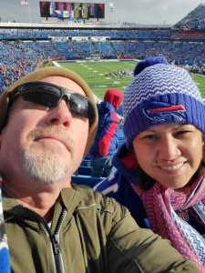 Mike attended Buffalo Bills vs. Denver Broncos - NFL on Nov 24th 2019 via VetTix