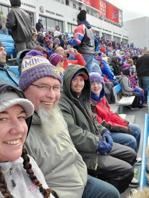 Richard attended Buffalo Bills vs. Denver Broncos - NFL on Nov 24th 2019 via VetTix