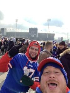 Don attended Buffalo Bills vs. Denver Broncos - NFL on Nov 24th 2019 via VetTix