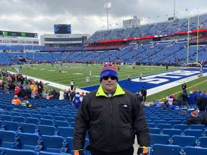 jason attended Buffalo Bills vs. Denver Broncos - NFL on Nov 24th 2019 via VetTix