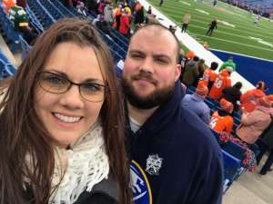 Andrew attended Buffalo Bills vs. Denver Broncos - NFL on Nov 24th 2019 via VetTix