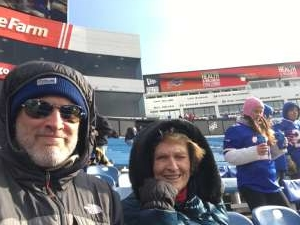 Brian attended Buffalo Bills vs. Denver Broncos - NFL on Nov 24th 2019 via VetTix