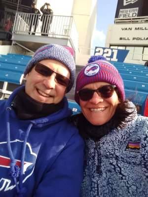 Ronald attended Buffalo Bills vs. Denver Broncos - NFL on Nov 24th 2019 via VetTix