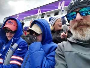Corey attended Buffalo Bills vs. Denver Broncos - NFL on Nov 24th 2019 via VetTix