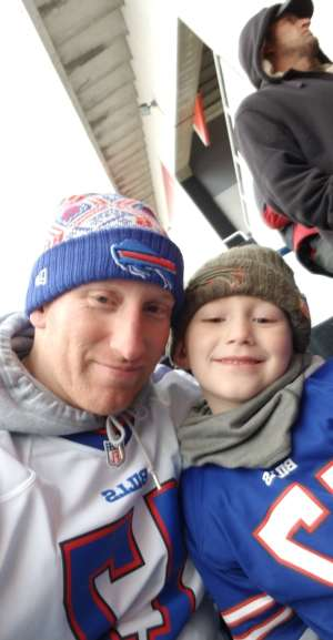 Travis attended Buffalo Bills vs. Denver Broncos - NFL on Nov 24th 2019 via VetTix