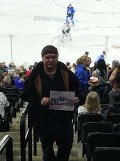 Timothy attended Jacksonville Icemen vs. Florida Everblades - ECHL on Dec 4th 2019 via VetTix