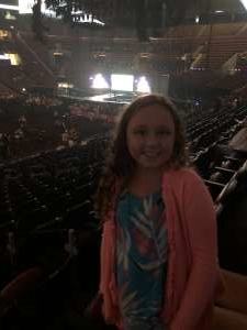 Anabel attended Jonas Brothers: Happiness Begins Tour on Nov 15th 2019 via VetTix